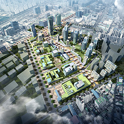 Master Plan for Gasan-dong Urban Environmental Improvement