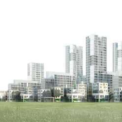 The Competition for 50th Anniversary of Korean Housing complex design