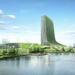 Korea Electric Power Corporation Headquarters Competition
