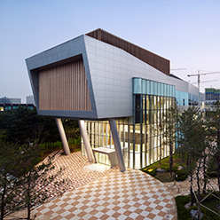 Research institute of Public Health & Environment in Seoul
