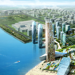 Philippine Manila Bay Mixed-Use Development