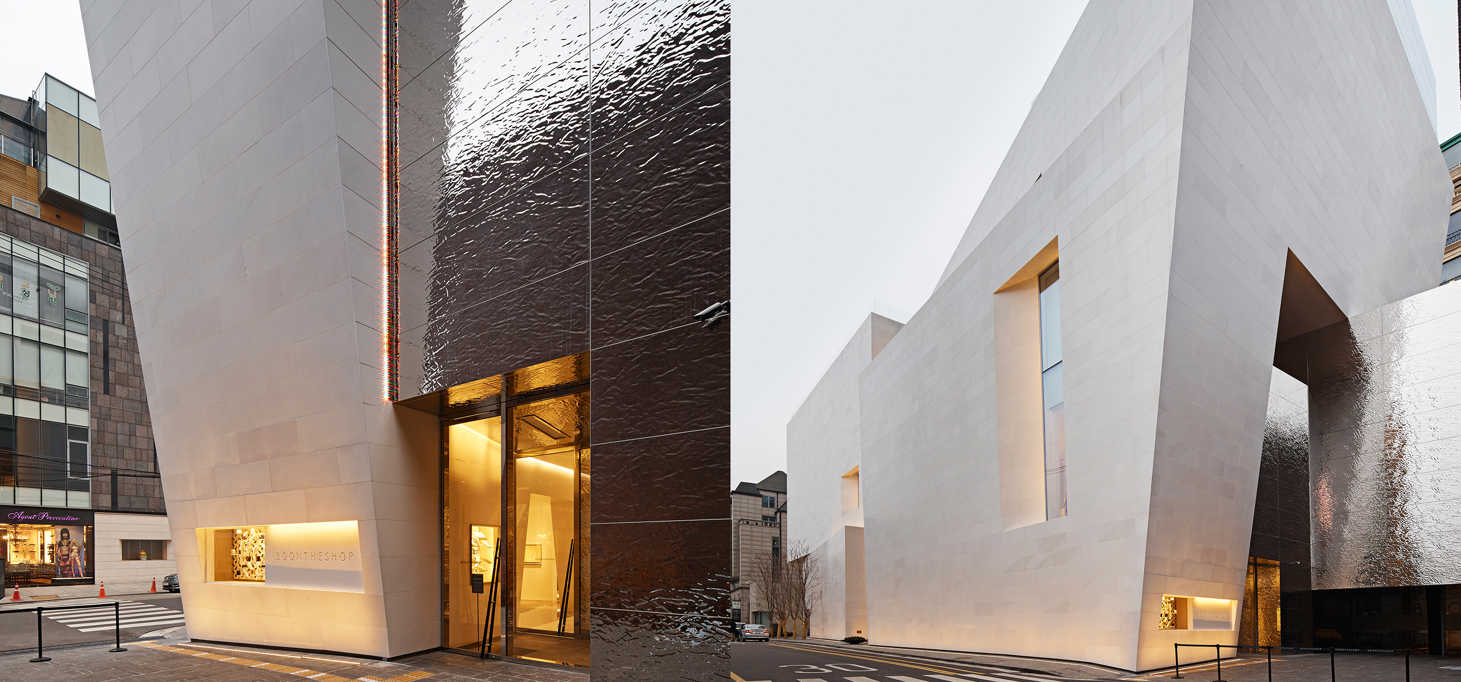 Cheongdam Boon The Shop Project Haeahn Architecture
